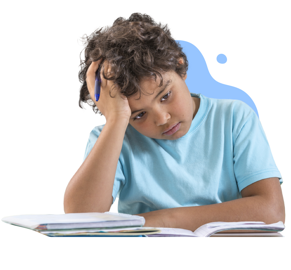 Attention problems in the classroom. Symptoms of ADHD, ASD and learning difficulties