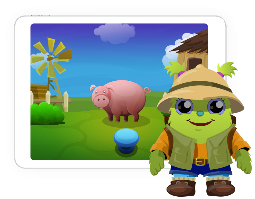 TALi DETECT fun and engaging digital attention assessment iPad and tablet app