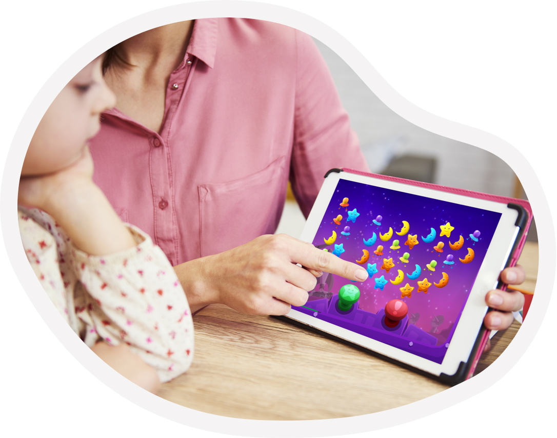 TALi Health digital therapeutics and therapies for assessing and training attention in early childhood