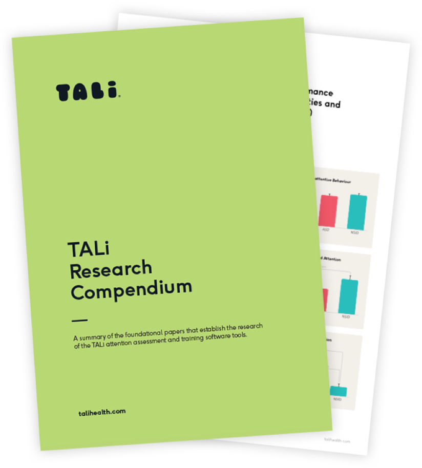 TALi Health DETECT and TRAIN research download